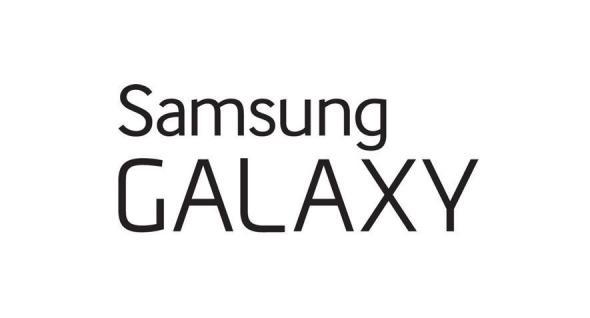 Samsung Galaxy Logo Header