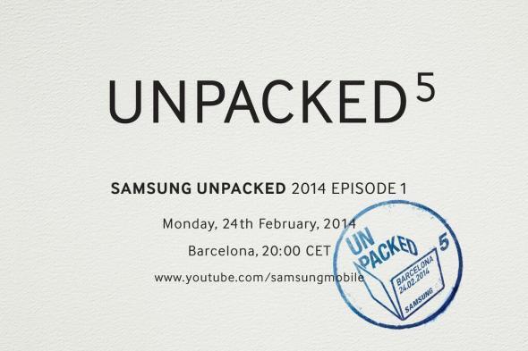 Samsung Unpacked 5