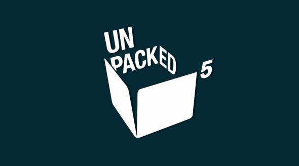 Samsung unpacked 5 LIVE