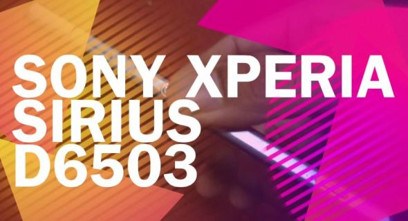 Sony Xperia Sirius