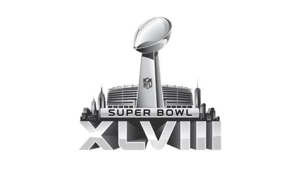 Super Bowl 2014 Logo Header