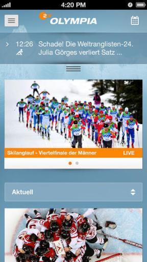 ZDFmediathek iOS 01