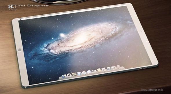 iPad Pro OS X Konzept