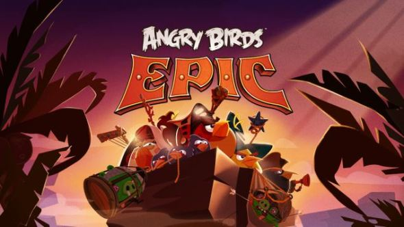 Angry Birds Epic Header