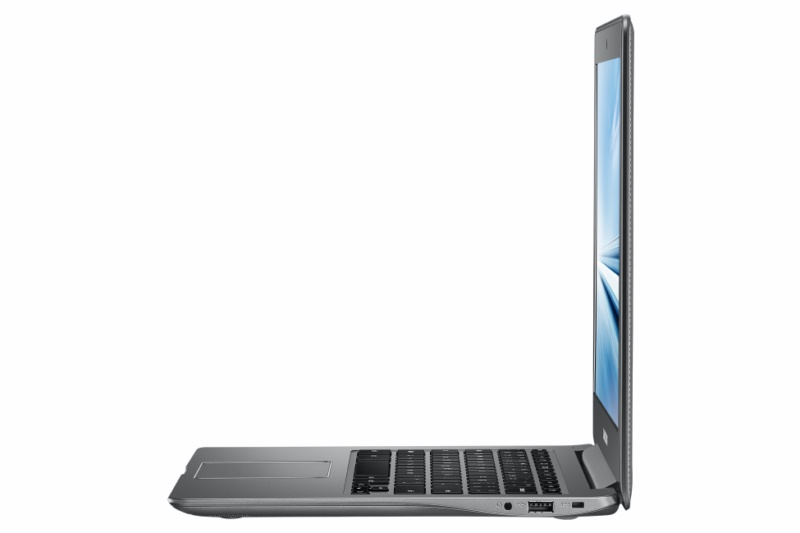 Chromebook2-13_005_Side-Open_Titanium-Gray 1