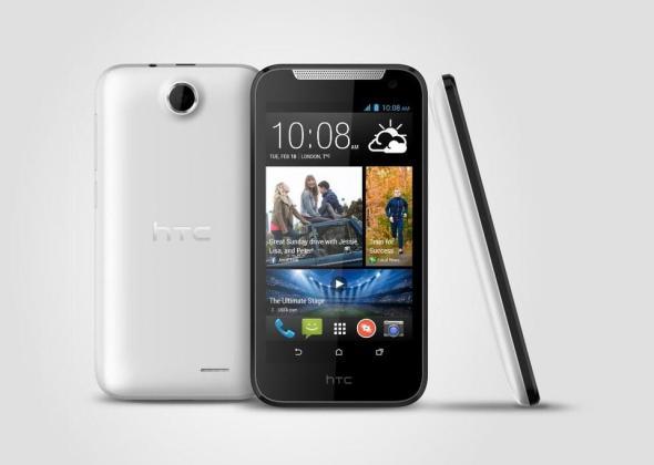 HTC Desire 310 Header