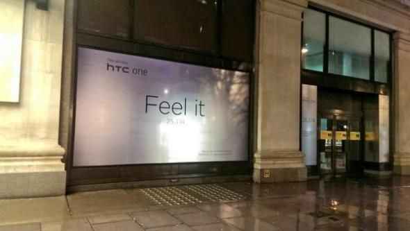 HTC One Name Teaser