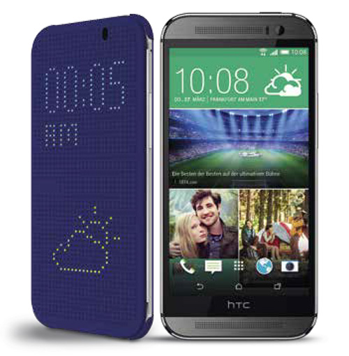 HTc One Cover