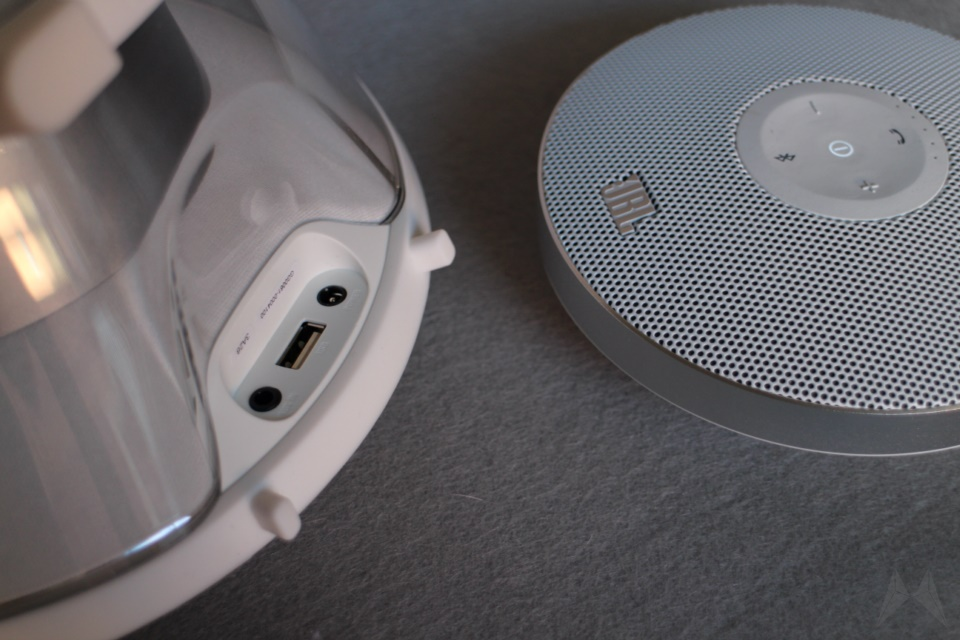 JBL Voyager Bluetooth-Lautsprechersystem Test (4)