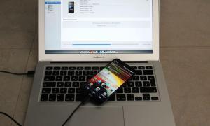 LG PC Suite Mac OS X
