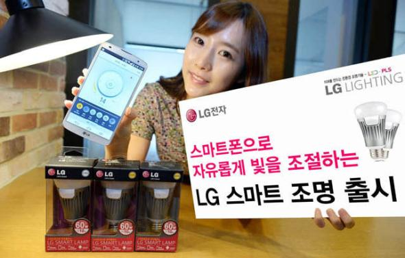 LG Smart Bulbs
