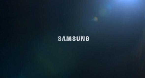Samsung Logo Header