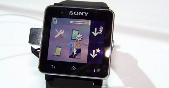 Sony SW 2 Update Watchface 3