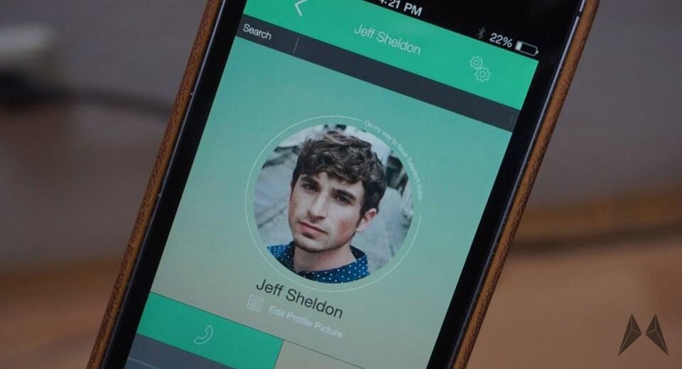 WhatsApp Konzept Header