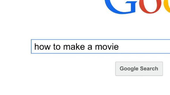 how to make a movie