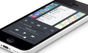 iOS 8 Konzept Beitrag