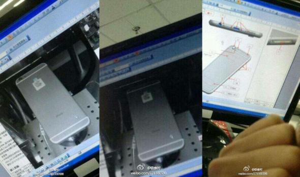 iPhone 6 Foxconn Leak