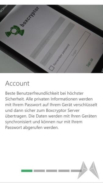 Boxcryptor Windows Phone 8 (1)