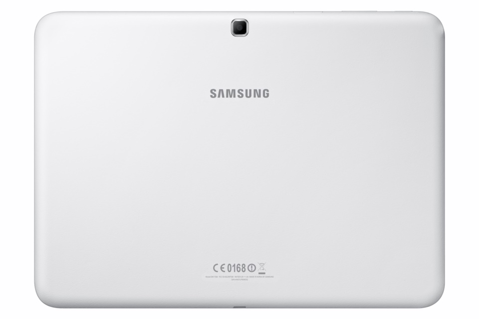 Galaxy Tab4 10.1 (SM-T530) White_2 4