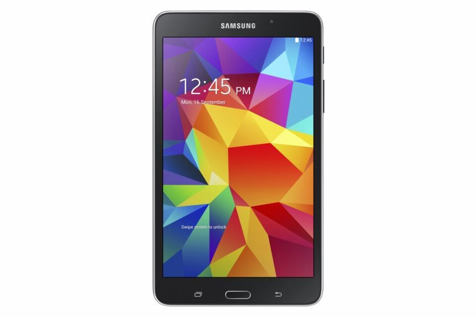 Galaxy Tab4 7.0 (SM-T230) Black_1 5