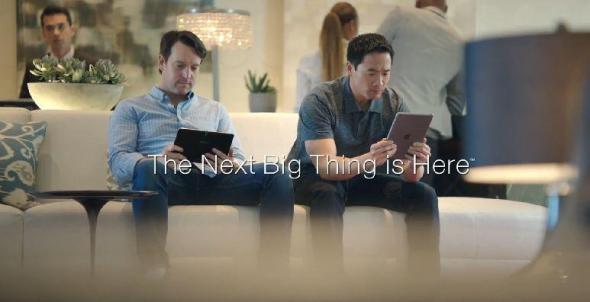 Next Big Thing Samsung Werbung