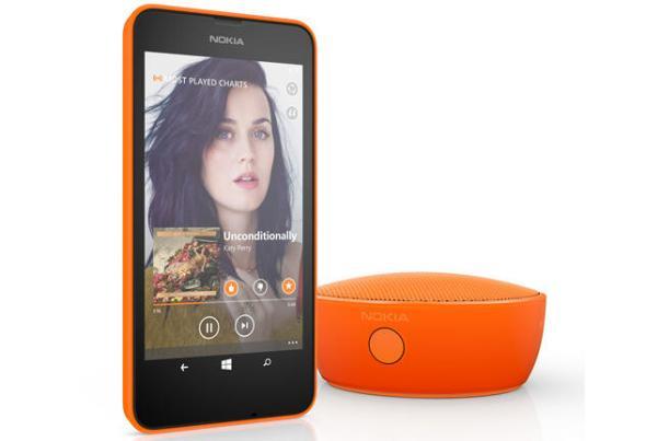 Nokia MD12 Orange