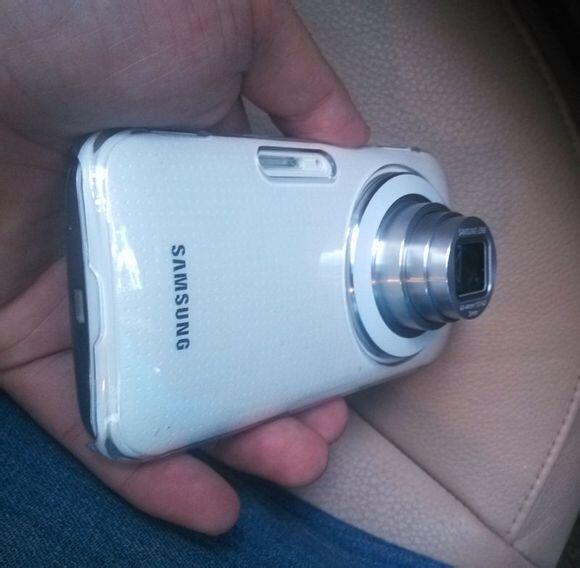 Samsung Galaxy K Zoom 2