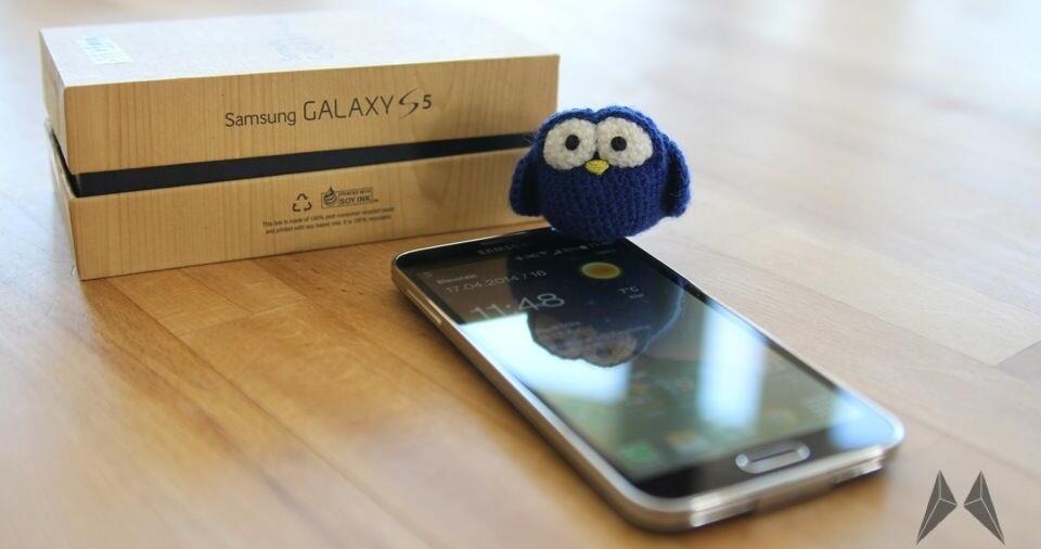 Samsung Galaxy S5: XtreStoLite v.1.0.1 ROM ausprobiert