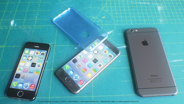 iphone 6 copyright header