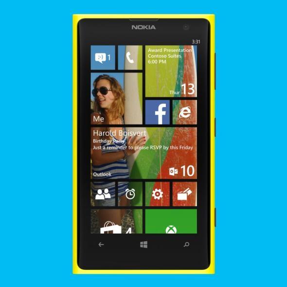 windowes phone 8dot1