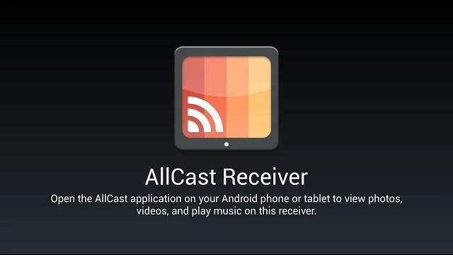 AllCast Receiver