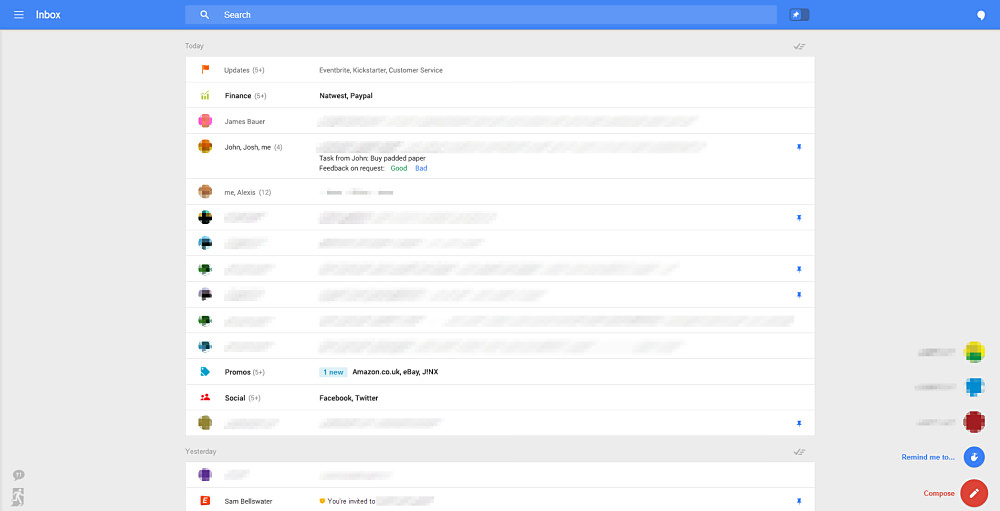 Gmail Web Redesign 01