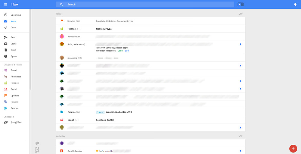 Gmail Web Redesign 02