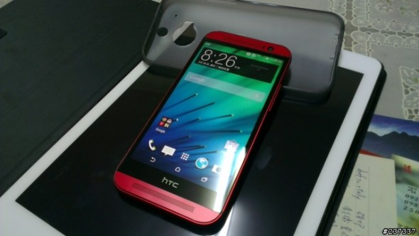 HTC One M8 Rot (1)