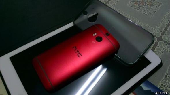 HTC One M8 Rot (2)
