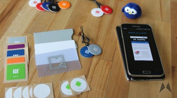 NFC21 NFC Tags Android WindowsPhone