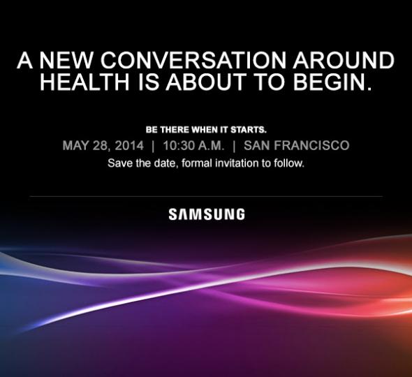 Samsung Fitness Event
