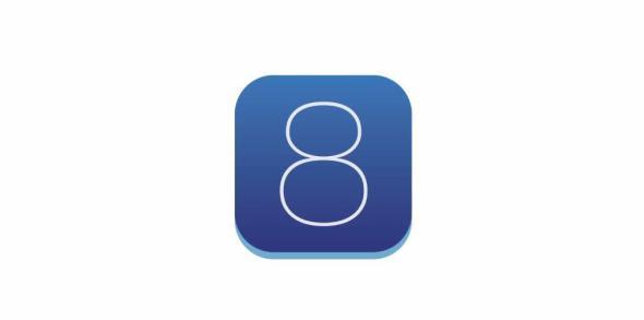 iOS 8 Konzept Icon