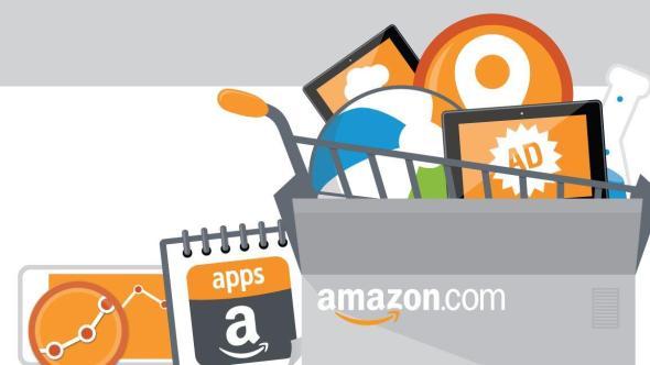 Amazon Apps Appstore Header