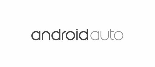 Android Auto Logo Header