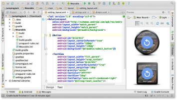 Android Studio 0.8 Beta 01