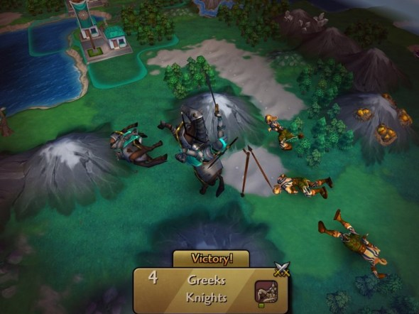 Civilization Revolution 2 iOS Screenshot (1)