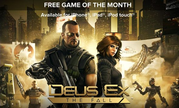 Deus Ex IGN Game of the Month