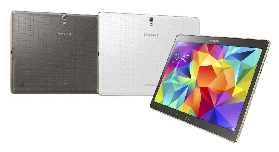 Samsung Galaxy Tab S 10.5 und Galaxy Tab S 8.4 vorgestellt