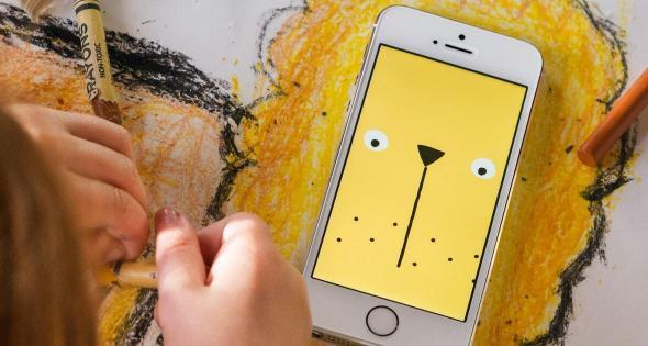 iPhone 5s Werbeclip Header