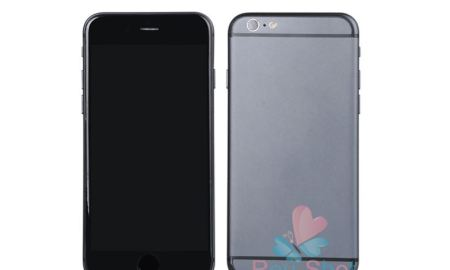 iPhone 6 Mockup Header