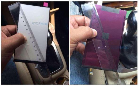 iPhone Display Leak
