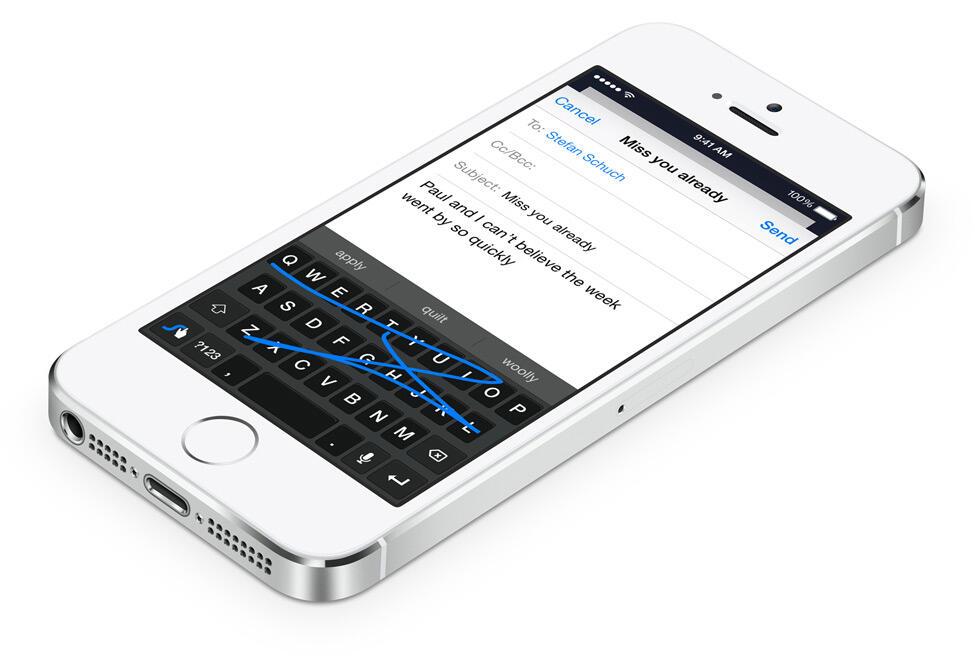 swype ios iphone