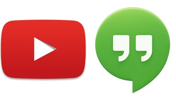 youtube hangouts update