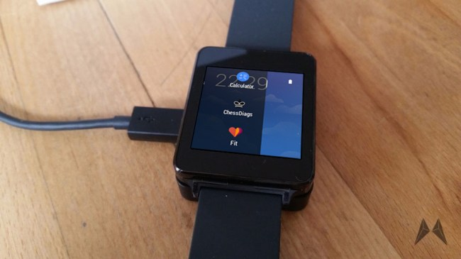 Android Wear Launcher beta 2